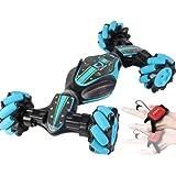 Leorealko Christmas Stunt RC Car Gesture Sensing Twisting Vehicle Drift Car Driving Toy Gifts