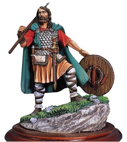 アンドレアミニチュアズ SM-F27 Welsh Chieftain (1270's)