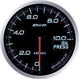 日本精機 Defi (デフィ) メーター【Defi-Link ADVANCE BF】油圧計 (ブルー) DF10203