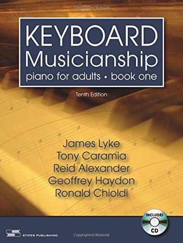 Download Keyboard Musicianship: Piano for Adults, Book One 1609043073