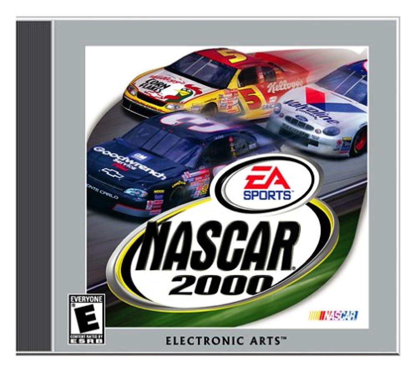 NASCAR 2000 (Jewel Case) (輸入版)
