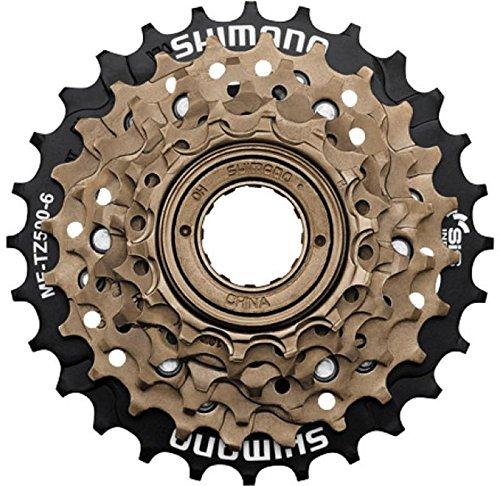 シマノ MF-TZ500-6 6スピード 14-28T 468148 EMFTZ5006428