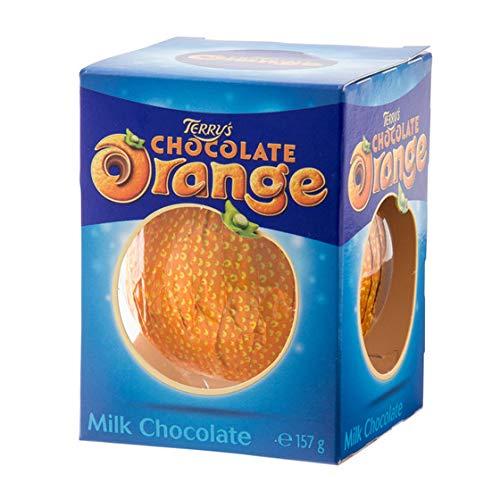 TERRY'S(テリーズ) チョコレート オレンジミルク 157g 3個