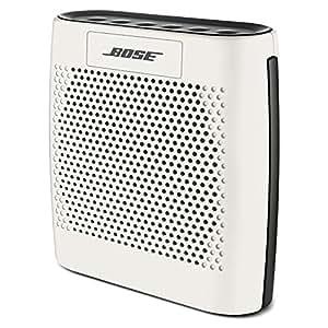 Bose SoundLink Color Bluetoothスピーカー ポータブル/ワイヤレス対応 ホワイト SLink Color WHT【国内正規品】
