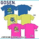 ゴーセン Tシャツ J16P10 2016 L 82/ネオンピンク