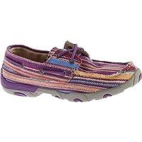 (ツイステッド エックス ブーツ) Twisted X Boots レディース シューズ・靴 スリッポン・フラット WDM0047 Boat Shoe [並行輸入品]