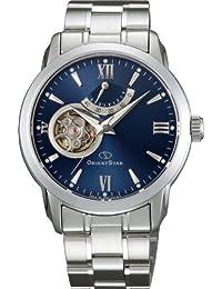 [オリエント]ORIENT 腕時計 ORIENTSTAR オリエントスター セミスケルトン 機械式 自動巻(手巻付) WZ0081DA メンズ