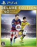 FIFA 16 DELUXE EEDITION【限定版特典】:Ultimate Team:40プレミアムゴールドパック ダウンロードコード、メッシ FUT 5試合レンタル ダウンロードコード、ゴールセ