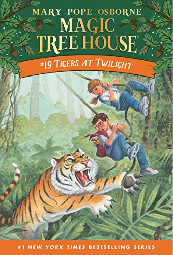 Tigers at Twilight (Magic Tree House (R))の詳細を見る