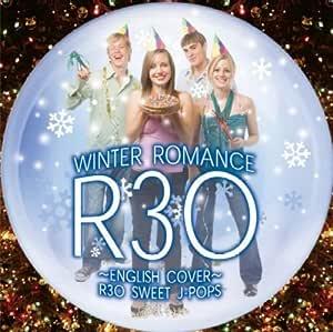 ~英語ヴァージョンで聴く~R30 SWEET-J POPS VOCALIST ウインター・ロマンス