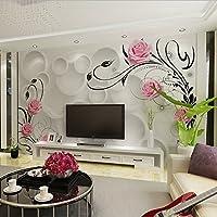 Sproud ヨーロッパスタイルの大きな壁画壁紙リビングルームベッドルームの Tv の壁の壁紙 3D ステレオテレビの背景の壁 430 Cmx 300 Cm