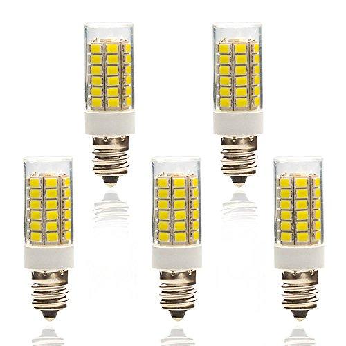 E12口金 LED電球 セラミック LEDランプ SMD28...