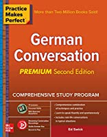 German Conversation (Practice Makes Perfect)