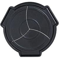 【ロワジャパン】RICOH リコー GXR LC-2 用 自動開閉 オート レンズキャップ【黒】