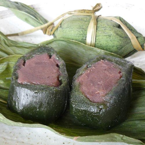 【お土産】手作り笹団子 5個入り×3袋セット/笹だんごは新潟のお土産の定番