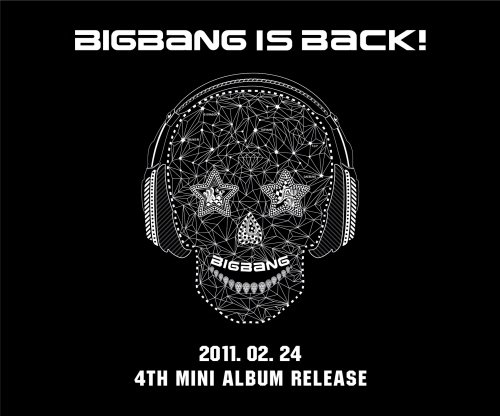 Big Bang Mini 4 Album (韓国盤)の詳細を見る