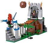 レゴ (LEGO) 騎士の王国 砦の丸太橋 8778