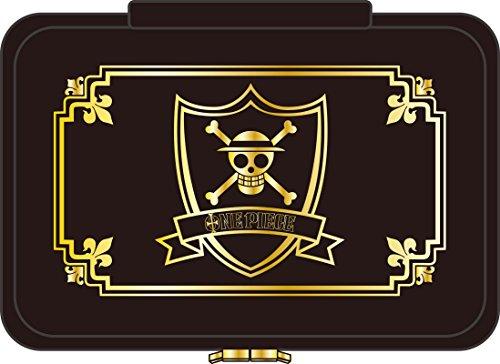 NINTENDO SWITCH 専用 コンパクトポーチ ワンピース 麦わらの一味海賊団