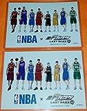 黒子のバスケ ラストゲーム NBA 特典 ステッカー 2枚セット