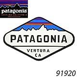 パタゴニア 【Patagonia】パタゴニア 91920 FITZ ROY CREST STICKER ステッカー 雑貨