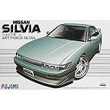 フジミ模型 1/24 インチアップシリーズ No.159 ニッサン シルビアK'S S13 プラモデル ID159