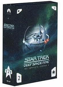 スター・トレック ディープ・スペース・ナイン DVDコンプリート・シーズン 2 コレクターズ・ボックス