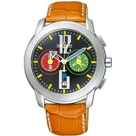 VAGARY (バガリー) 腕時計 IV3-016-50 ベーシックモデル メンズ