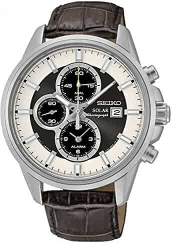 d9c50093a Seiko Reverse Import Model Chronograph Chronograph ssc259p1 [Imported  goods] Men's Watch Clock