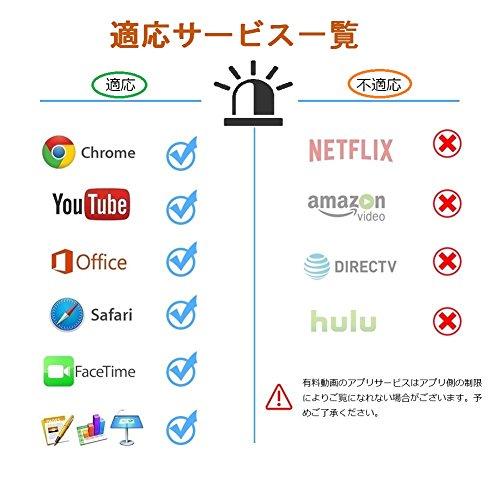 『最新バージョン 設定免除 ライトニング HDMI 変換ケーブル iPhone/iPad/iPodをテレビに出力 Lightning - Digital AVアダプタ HD 1080解像度対応 YouTubeをテレビで観れる iPhone HDMI 接続ケーブル 大画面 音声同期出力 日本語取扱説明書があり JYESOIKOO』の5枚目の画像