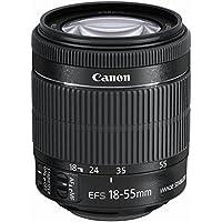 Canon 標準ズームレンズ EF-S18-55mm F3.5-5.6 IS STM APS-C対応
