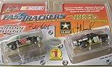 おもちゃ Life Like #18 Interstate Batteries and #01 U.S. Army Fast Trackers HO Slot Car Twin Pack [並行輸入品]