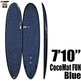 NSPサーフボード COCOMAT FUN BLUE 7'10