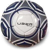 uBer Soccer星とストライプトレーナーボール