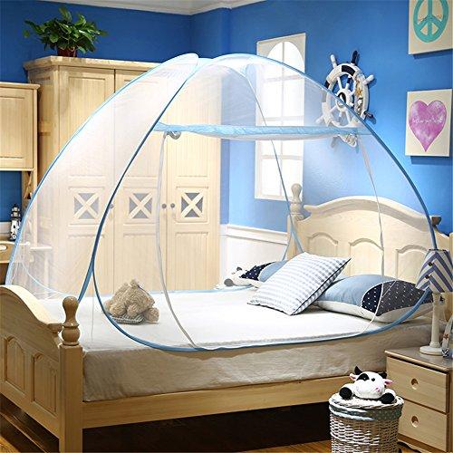 Dewel 1ドアタイプ蚊帳 シングルベッド用