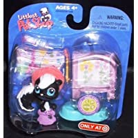 Littlest Pet Shop Target Exclusive Artist Skunk #306 [並行輸入品]