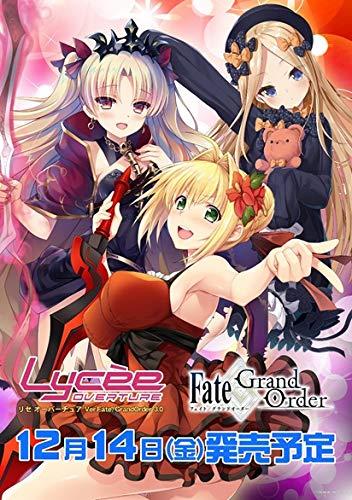 リセ オーバーチュア Ver.Fate/Grand Order 3.0 ブースターパック BOX