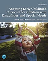 Enhanced Pearson eText for Adapting Early Childhood Curricula for Children with Disabilities and Special Needs -- Access Card (10th Edition)