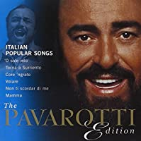 Italian Popular Songs by LUCIANO PAVAROTTI (2005-09-06)