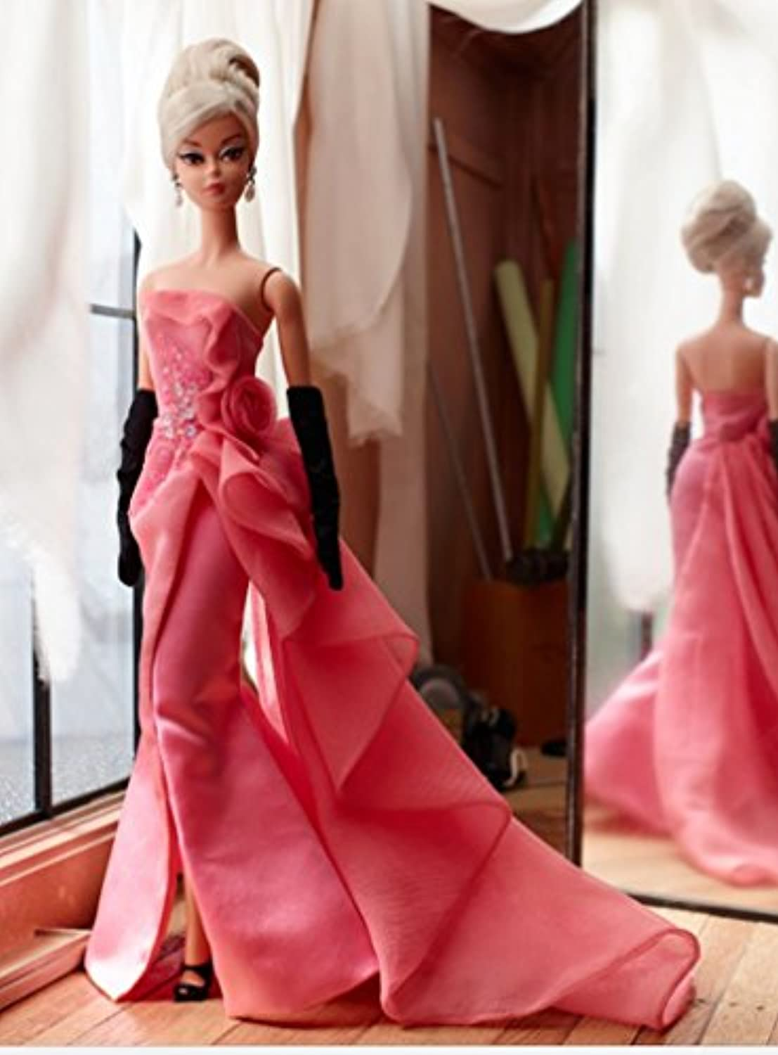 Barbie Glam Gown Doll BFC Exclusive Gold Label