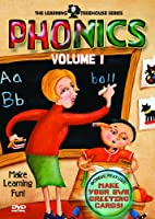 Learning Treehouse: Phonics 1 [DVD]