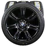 17インチ 4本セット タイヤ&ホイール MINERVA EMI ZERO UHP 225/45R17 255/40R17 BMW 3-Series (3シリーズ) M-SPORT (Mスポーツ) 純正 M DOUBLE SPOKE STYLING 194 (Mダブルスポーク・スタイリング194) 17×8J(+34)/8.5J(+37)120-5H