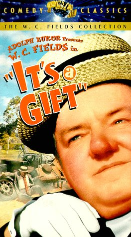 It's a Gift [VHS] [Import]