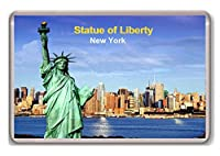 United States/New York/Statue of Liberty/fridge/magnet....!!! - ?????????