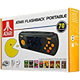 Atari Flashback Portable Game Player Black/Orange [International version]