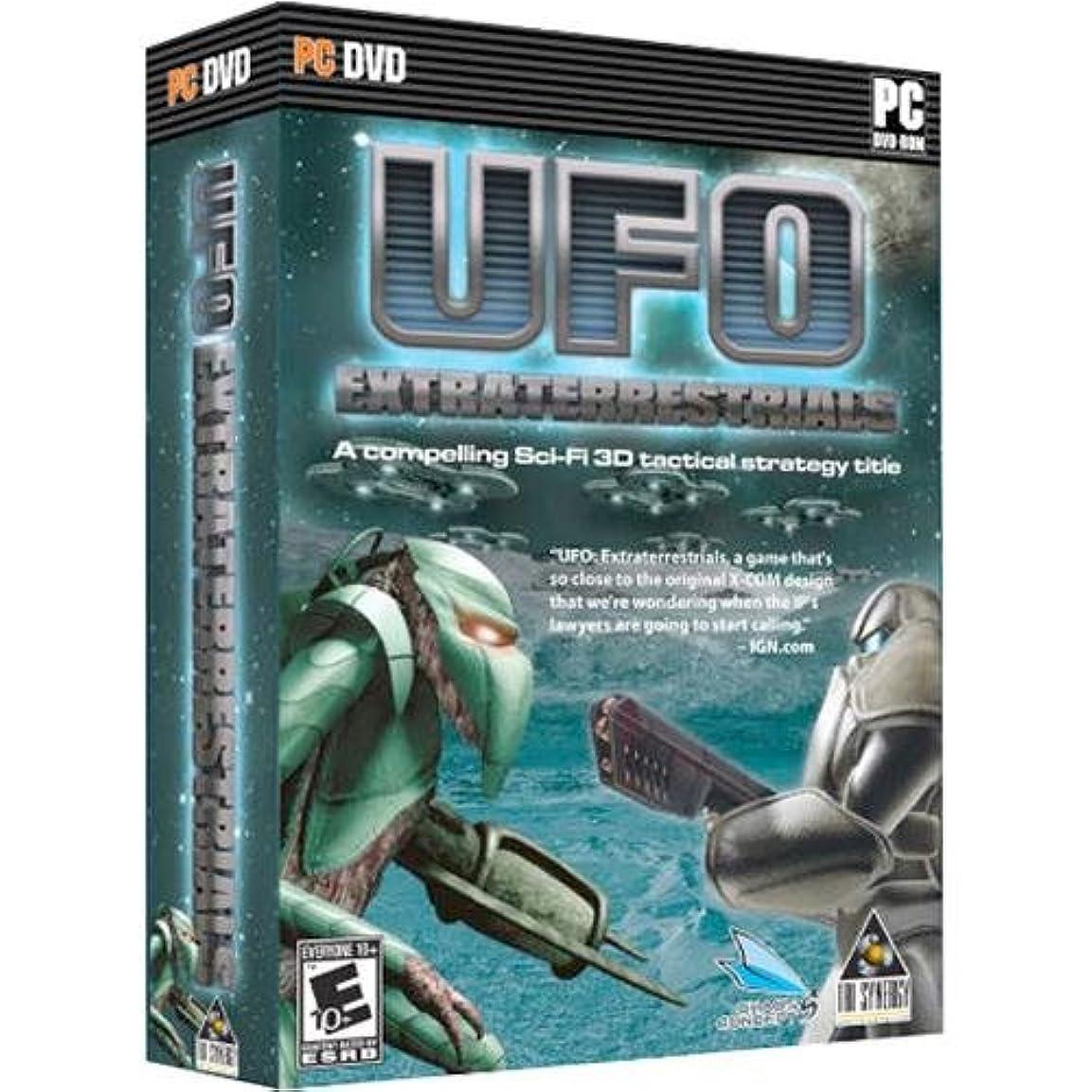 パントリーストレスシネマUFO Extraterrestrials (輸入版)