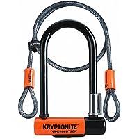 KRYPTONITE(クリプトナイト) Evolution Mini-7 U字ロック&120cmフレックスケーブル 2017年モデル [並行輸入品]
