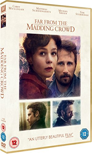 Far from the madding crowd(英語のみ)[PAL-UK] [DVD][Import]