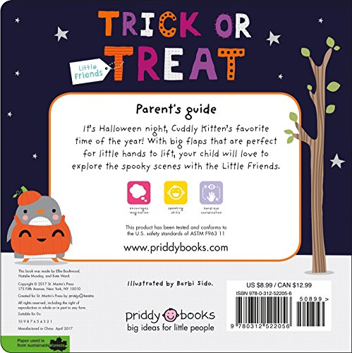 Trick or Treat (Little Friends)