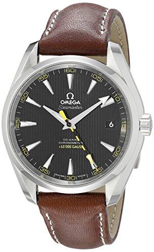 オメガ メンズ腕時計 シーマスターアクアテラ 15000ガウス 231.12.42.21.01.001