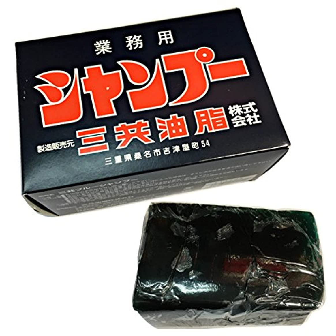 塊矢印きらきら三共油脂 三共ブルーシャンプー 容量1800g